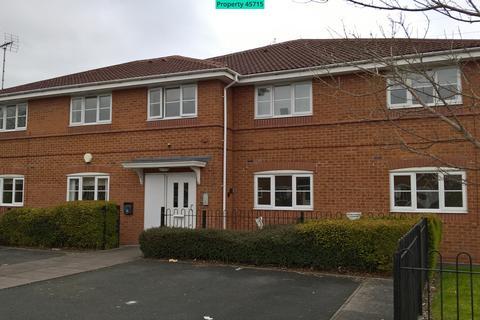 2 bedroom ground floor flat to rent - Quantico Court, Quantico Close, Stafford, ST17 4LB