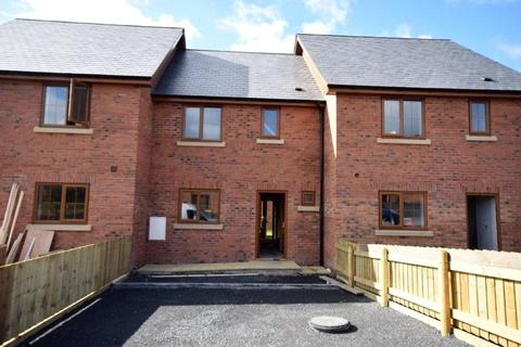 2 bedroom terraced house for sale - Plas Trannon, Trefeglwys, Caersws, Powys, SY17