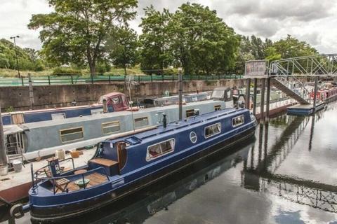 1 bedroom houseboat for sale - Three Mills Residential Moorings, Three Mill Lane