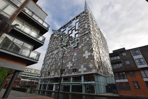 Studio to rent - The Cube West ,Wharfside Street, Birmingham