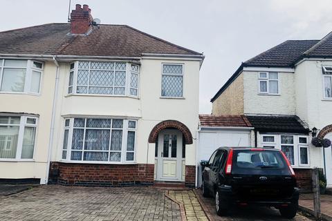 3 bedroom semi-detached house to rent - Moat Avenue , Finham , Coventry CV3