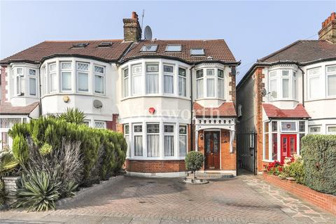 4 bedroom semi-detached house for sale - Doveridge Gardens, London, N13