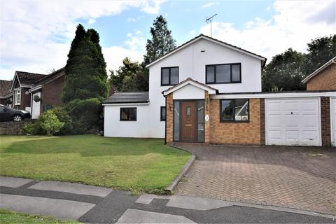 4 bedroom detached house for sale - Arden Vale Road, Knowle, Solihull, B93 9NS