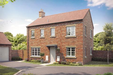 3 bedroom detached house for sale - Plot 107, The Flaxby at Germany Beck, Bishopdale Way YO19