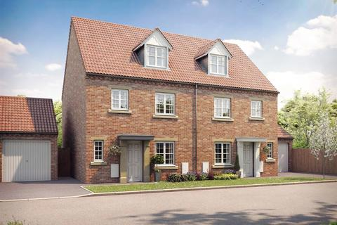 4 bedroom semi-detached house for sale - Plot 103, The Welburn at Germany Beck, Bishopdale Way YO19