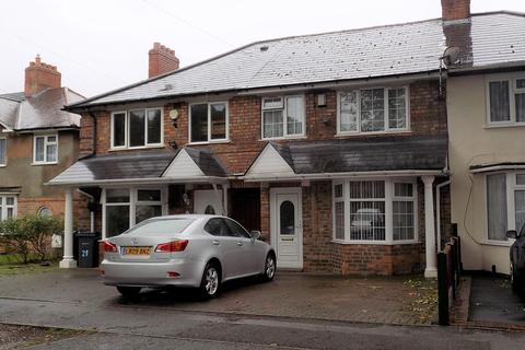 3 bedroom terraced house for sale - Crowther Road, Erdington, Birmingham B23