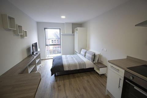 Studio to rent - Flat 50, Clare Court, 2 Clare Street, NOTTINGHAM NG1 3BA