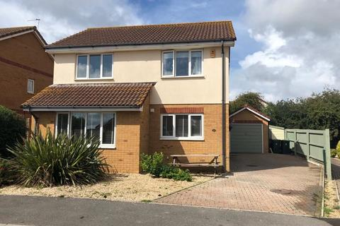 3 bedroom detached house for sale - Foxglove Way, Weymouth
