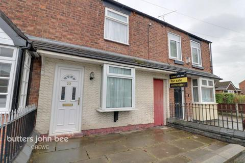2 bedroom terraced house for sale - North Street, Crewe