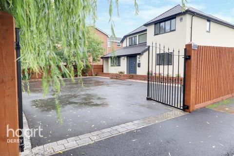 4 bedroom detached house for sale - Burton Road, Littleover
