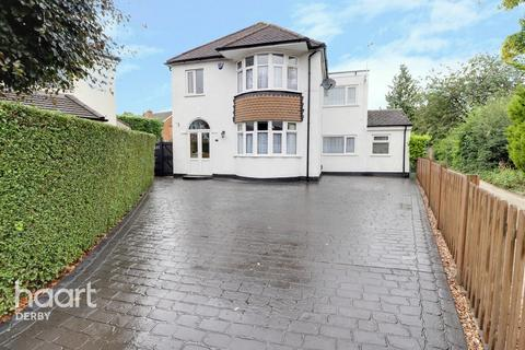 4 bedroom detached house for sale - Heath Avenue, Littleover