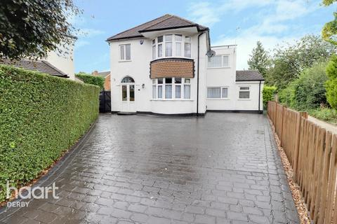 4 bedroom detached house - Heath Avenue, Littleover