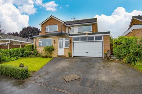 4 bedroom detached house for sale - 9 Burlington Grove, Dore, S17 3PH