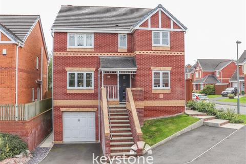 4 bedroom detached house for sale - Ffordd Kinderley, Connah's Quay, Deeside. CH5 4HE