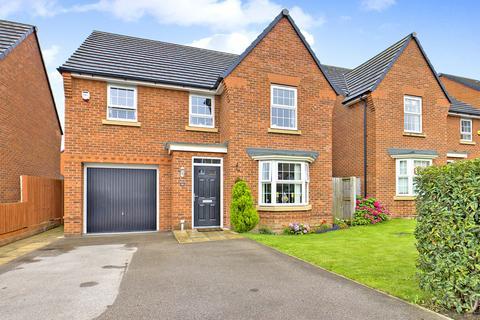 4 bedroom detached house for sale - Main Road, Higher Kinnerton, Chester