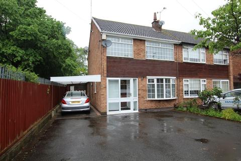 3 bedroom semi-detached house to rent - Oxendon Way, Binley, Coventry