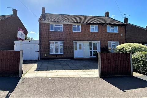 3 bedroom semi-detached house for sale - West Avenue, Melton Mowbray