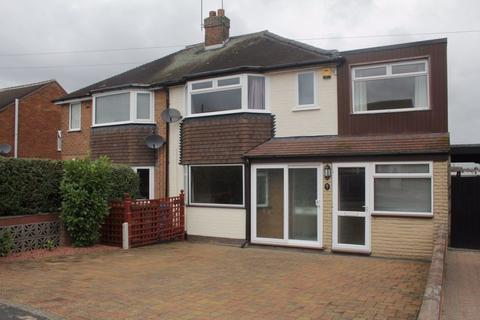 4 bedroom semi-detached house to rent - Woodstock Road, Baswich, Stafford, ST17 0BU