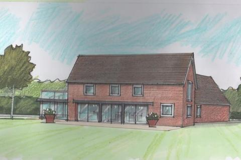 3 bedroom property with land for sale - Building Plot at Heath Gap, Fradley, Lichfield