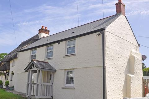 3 bedroom cottage for sale - The Square, Tregony