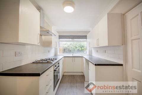 2 bedroom terraced house to rent - Chard Street, Nottingham