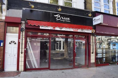 Shop to rent - Hoe Street, Walthamstow, London