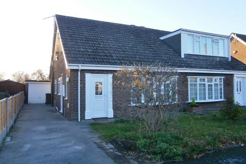 2 bedroom semi-detached bungalow - Lyme Chase, Leeds