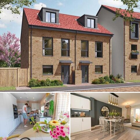 3 bedroom townhouse for sale - Plot 131, The Willow at Blackberry Hill, Manor Road, Fishponds, Bristol BS16