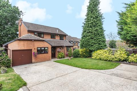 4 bedroom detached house for sale - Bluebell Rise, Lightwater, GU18