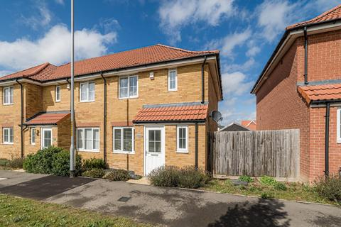 3 bedroom end of terrace house for sale - Dorman Avenue North, Aylesham, Canterbury