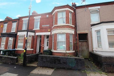 3 bedroom terraced house for sale - Broomfield Road., Earlsdon, Coventry