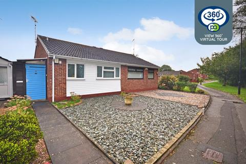 2 bedroom semi-detached bungalow for sale - Abbotsbury Close, Coventry