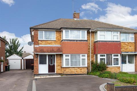 3 bedroom semi-detached house for sale - Lockington Crescent, Dunstable, Bedfordshire