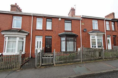 3 bedroom terraced house for sale - Leslie Villas, Coxhoe, Durham