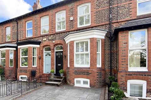 4 bedroom terraced house for sale - Victoria Road, Hale, Altrincham