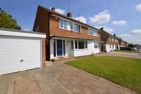 3 bedroom semi-detached house to rent - Silverdale Road, Earley, Reading