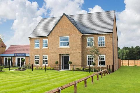 5 bedroom detached house for sale - Plot 1, Glidewell at The Grove, Hanzard Drive, Wynyard, BILLINGHAM TS22