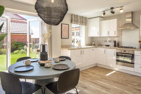 Barratt Homes - Blackberry Park - Plot 94, Hesketh at Northfields Park, Off Hayes Way, Patchway BS34