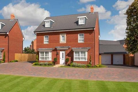 5 bedroom detached house for sale - Plot 78, Marlowe at South Fields, Stobhill, Morpeth, MORPETH NE61