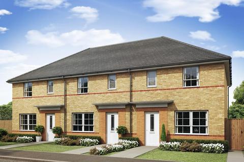 3 bedroom terraced house for sale - Plot 582, Ellerton at Burton Woods, Rosedale, Spennymoor, SPENNYMOOR DL16