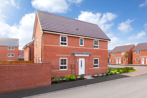 3 bedroom detached house for sale - Plot 179, Moresby at Park Edge, Doncaster, Wheatley Hall Road, Doncaster, DONCASTER DN2