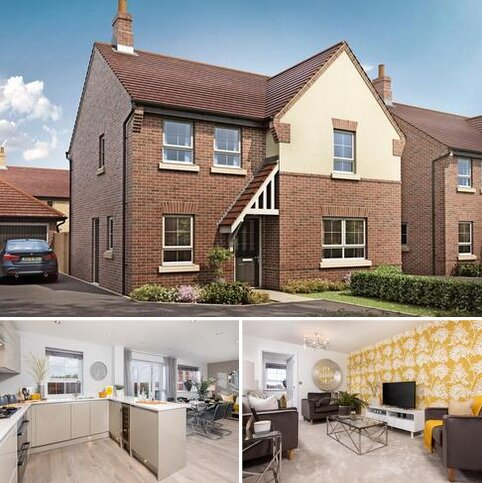 4 bedroom detached house for sale - Plot 338, RADLEIGH at Grange View, Grange Road, Hugglescote, COALVILLE LE67