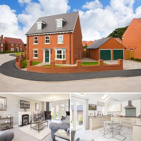 5 bedroom detached house for sale - Plot 234, EMERSON at Grey Towers Village, Ellerbeck Avenue, Nunthorpe, MIDDLESBROUGH TS7