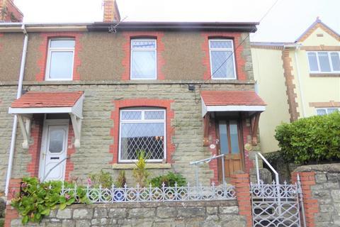 3 bedroom end of terrace house for sale - Heol West Plas , Coity, Bridgend, Bridgend County. CF35 6BA