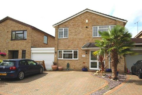 4 bedroom detached house for sale - Burleigh Mews, Caversham, Reading