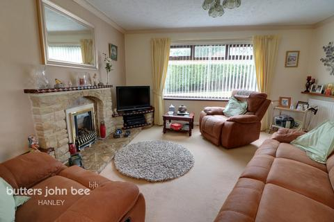 3 bedroom detached house for sale - Marsh Close, Werrington, ST9 0LP