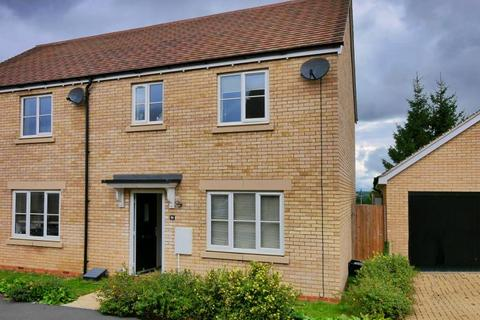 3 bedroom semi-detached house to rent - Evans Way, CHIPPING NORTON