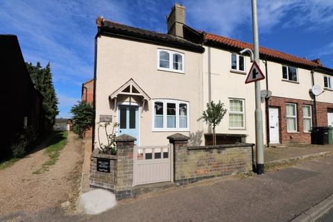 2 bedroom cottage for sale - The Street, Long Stratton