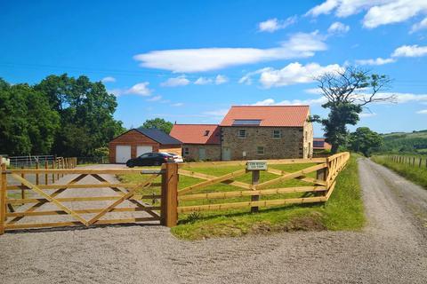 5 bedroom farm house for sale - Low Rough Lea Farm, Hunwick, Crook