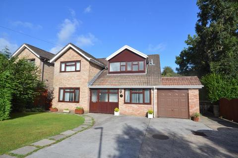 4 bedroom detached house for sale - Allerford Grove, Gilwern, Abergavenny